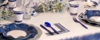 Come decorare la tavola delle feste di Natale