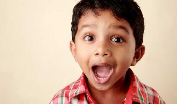 I bambini amano le sorprese