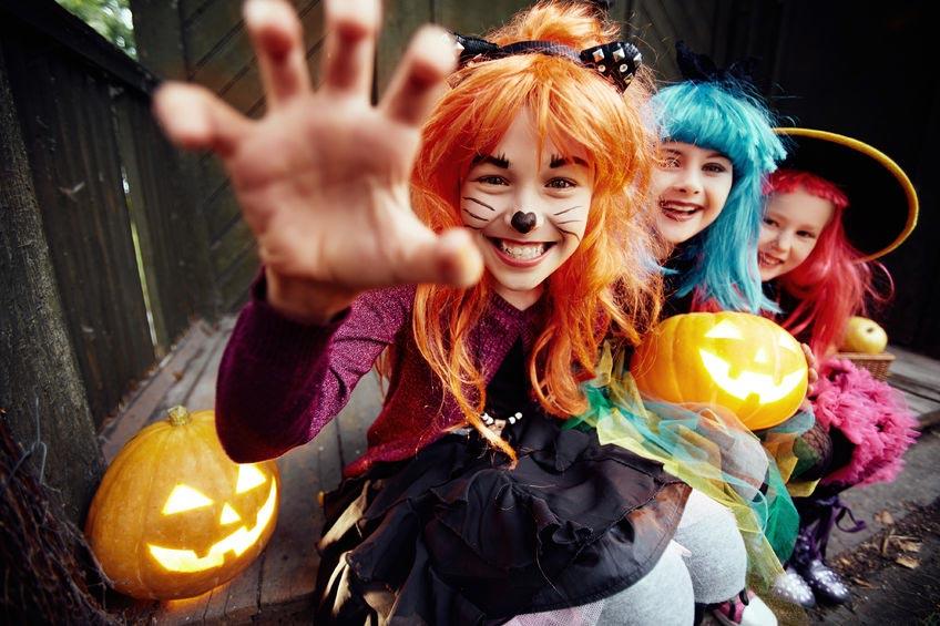 Vuoi organizzare una festa per Halloween?