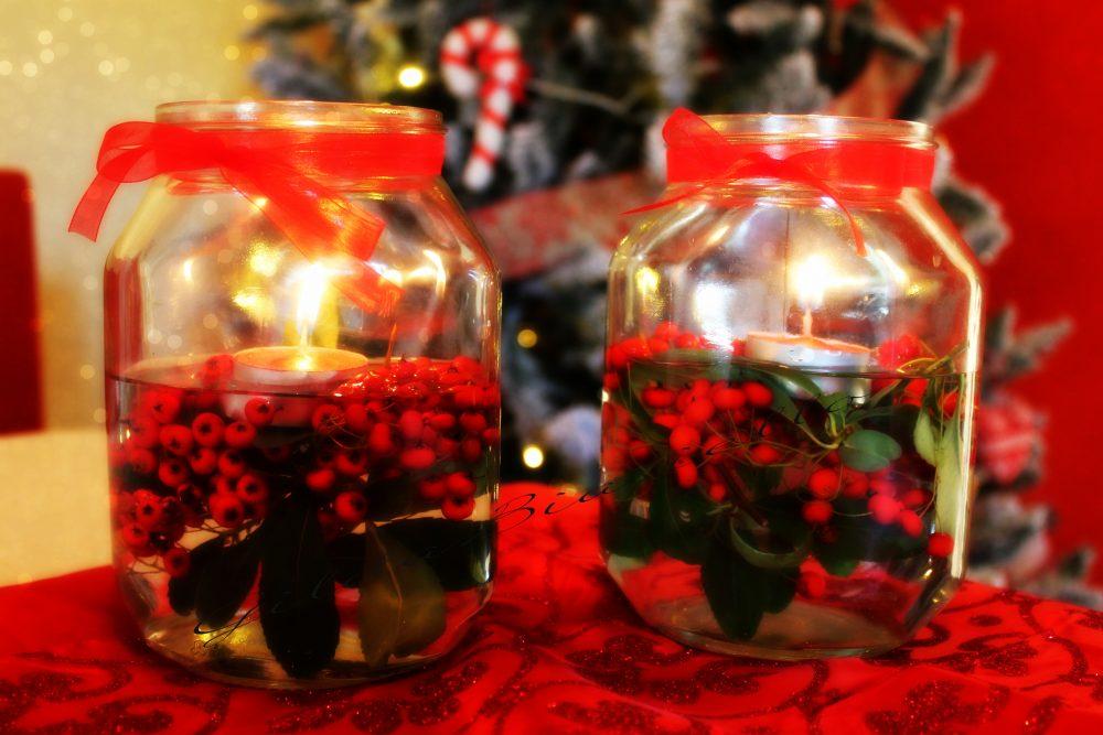 Come creare decorazioni di Natale